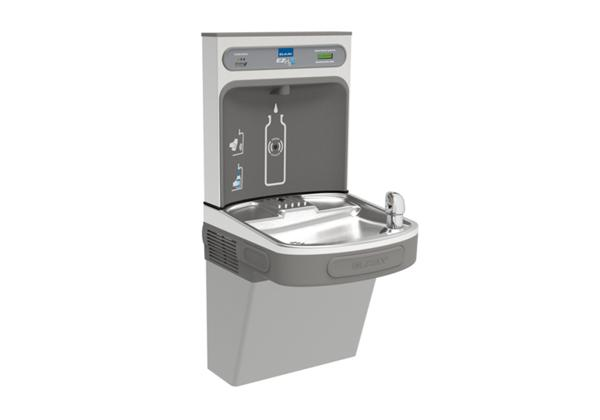 Image for Elkay EZH2O Bottle Filling Station with Single ADA Cooler, Filtered 8 GPH Light Gray 220V from Elkay Europe and Africa