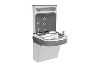Image for Elkay EZH2O Bottle Filling Station with Single ADA Cooler, Filtered, 8 GPH, Stainless, 220V from ELKAY
