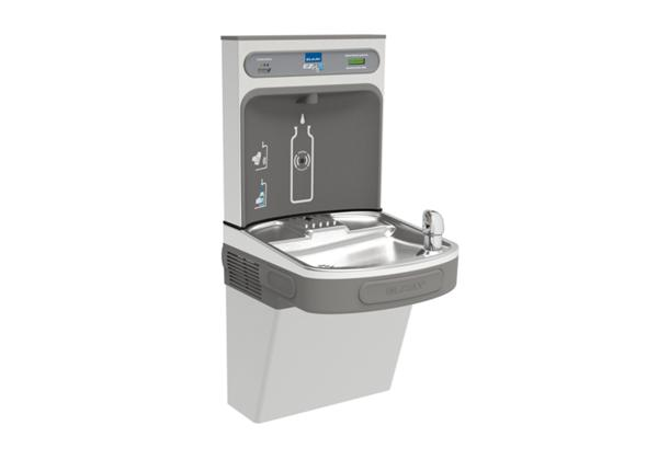 Image for Elkay EZH2O Bottle Filling Station with Single ADA Cooler, Filtered 8 GPH Stainless 220V from Elkay Europe and Africa