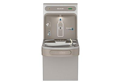 Image for Elkay EZH2O Bottle Filling Station with Single ADA Cooler, Filtered, Non-refrigerated, Light Gray from ELKAY