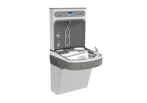 Image for Elkay EZH2O Bottle Filling Station with Single ADA Cooler, Filtered Non-Refrigerated Stainless 220V from Elkay Middle East