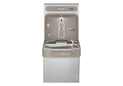 Image for Elkay EZH2O Bottle Filling Station with Single ADA Cooler, Filtered Non-Refrigerated Stainless from ELKAY