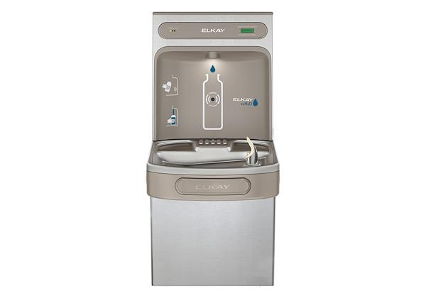 Image for Elkay EZH2O Bottle Filling Station with Single ADA Cooler, Filtered Non-Refrigerated Stainless from Elkay Latin America