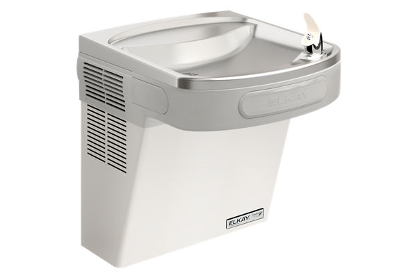 Elkay Cooler Wall Mount GreenSpec ADA Filtered 8 GPH Stainless