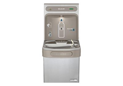 Image for Elkay EZH2O Bottle Filling Station with Single Green ADA Cooler, Filtered, 8 GPH, Stainless from ELKAY