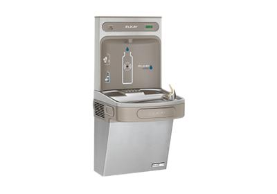 Image for Elkay EZH2O Bottle Filling Station & Single ADA Cooler, High Efficiency Filtered 8 GPH Stainless from ELKAY
