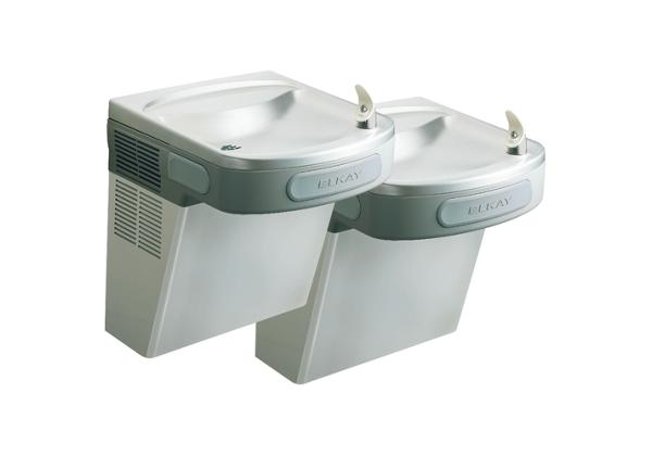 Image for Elkay Versatile Cooler Wall Mount Bi-Level ADA Filtered, Non-Refrigerated Stainless from Elkay Latin America