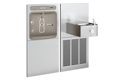 Image for Elkay EZH2O Bottle Filling Station & Soft Sides Single Fountain, Filtered 8 GPH Stainless from ELKAY
