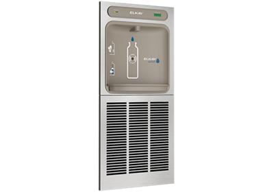 Image for Elkay EZH2O In-Wall Bottle Filling Station, Filtered 8 GPH Stainless from ELKAY