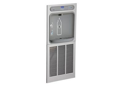 Image for Elkay EZH2O In-Wall Bottle Filling Station with, High Efficiency Chiller Filtered 8 GPH Stainless from ELKAY