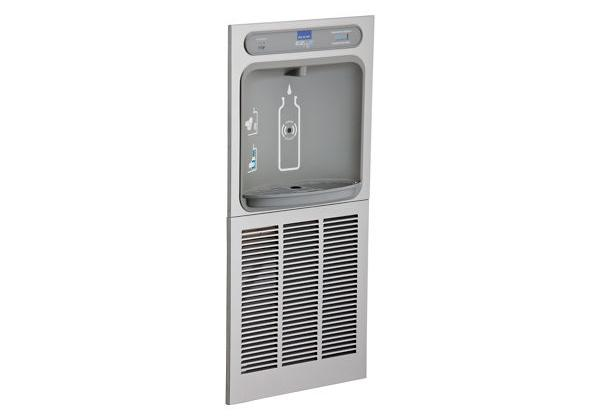 Image for Elkay EZH2O In-Wall Bottle Filling Station, High Efficiency Filtered 8 GPH Stainless from Elkay Latin America