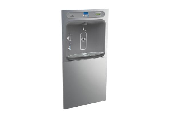 Image for Elkay EZH2O In-Wall Bottle Filling Station, Filtered Non-Refrigerated Stainless from Elkay Latin America
