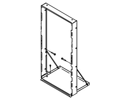 Image for Accessory - Mounting Frame from elkay-consumer