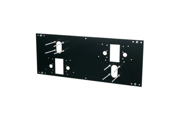 Accessory - In Wall Carrier (Bi-Level)