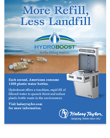 Wildcard Ad Material Set A - More Refill, Less Landfill- Bottle Waste (9/4/13)