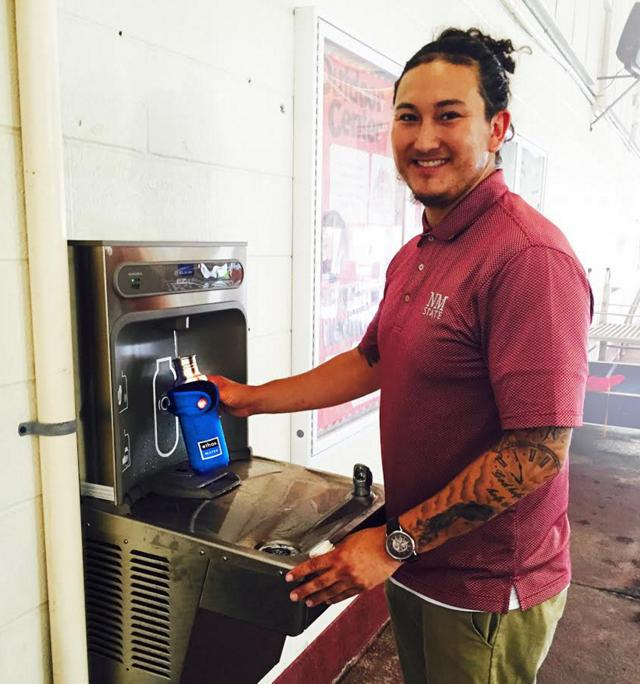 ezH2O bottle fillers - NMSU Case Study