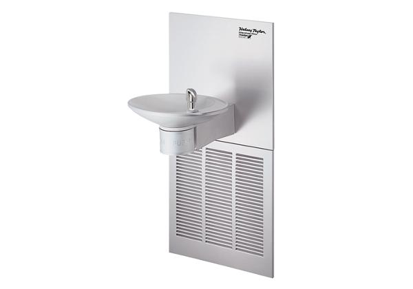 Image for Halsey Taylor OVL-II Fountain, GreenSpec, Non-Filtered, 8 GPH, Stainless from Halsey Taylor