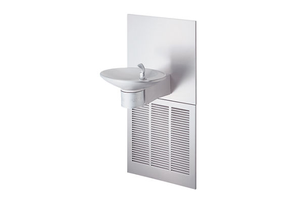 Halsey Taylor OVL-II Fountain, Non-Filtered 8 GPH Stainless