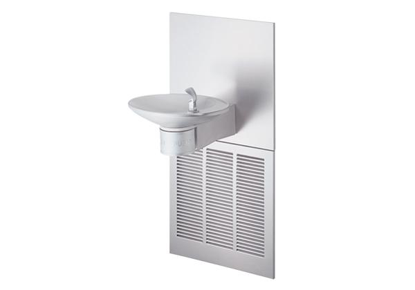 Image for Halsey Taylor OVL-II Fountain, Non-Filtered 8 GPH Stainless from Halsey Taylor