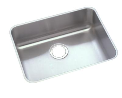 Image for Pursuit Stainless Steel Single Bowl Undermount Sink from elkay-consumer