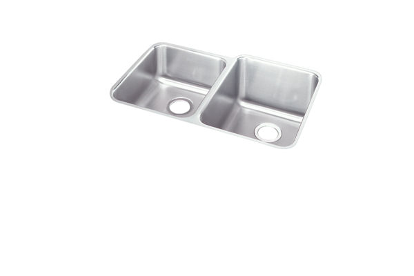 Pursuit Stainless Steel Double Bowl Undermount Sink