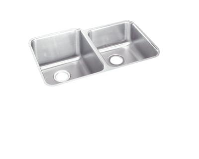 Image for Pursuit Stainless Steel Double Bowl Undermount Sink from elkay-consumer