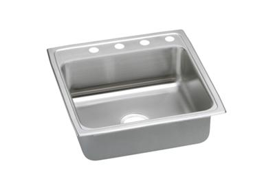 "Image for Elkay Pacemaker Stainless Steel 22"" x 22"" x 7-1/8"", Single Bowl Top Mount Sink from ELKAY"