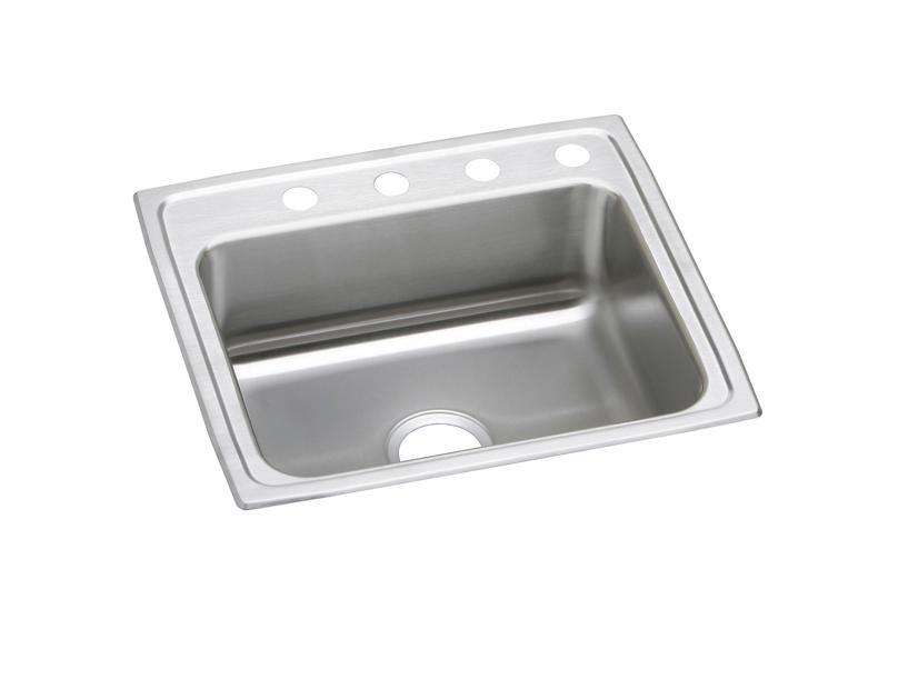 Kitchen Sink 25 X 22 Dayton stainless steel 2534 x 2234 x 8 11634 single bowl elkay celebrity stainless steel 25 x 22 x 7 12 single bowl top mount sink psr25224 workwithnaturefo