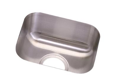 "Image for Dayton Stainless Steel 14-1/2"" x 12-1/2"" x 6-1/2"", Single Bowl Undermount Sink from ELKAY"