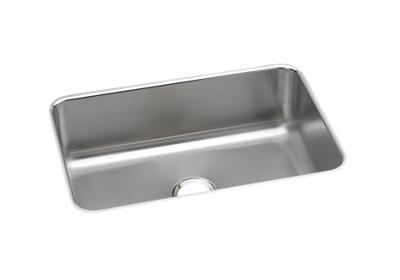 "Image for Dayton Stainless Steel 26-1/2"" x 18-1/2"" x 8"", Single Bowl Undermount Sink from ELKAY"