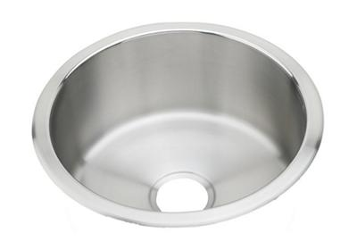 "Image for Elkay Stainless Steel 18-3/8"" x 18-3/8"" x 8"", Single Bowl Top Mount Bar Sink from ELKAY"