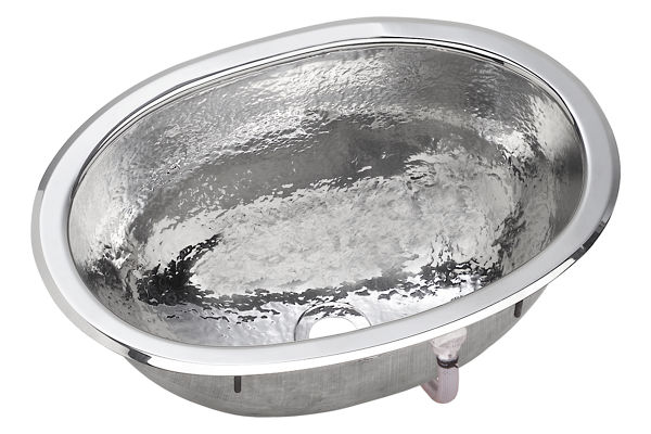 "Elkay Asana Stainless Steel 17"" x 12"" x 6-1/2"", Single Bowl Dual Mount Bathroom Sink"
