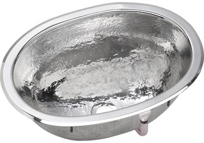 "Image for Elkay Asana Stainless Steel 17"" x 12"" x 6-1/2"", Single Bowl Dual Mount Bathroom Sink from ELKAY"