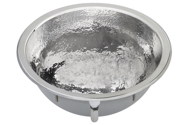 Asana® Stainless Steel Single Bowl Dual / Universal Mount Sink