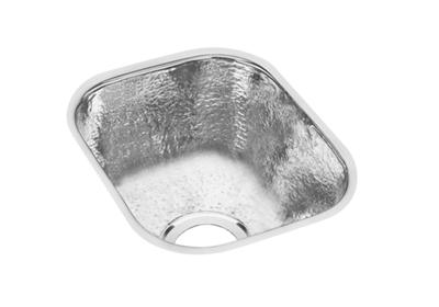"Image for Elkay Gourmet Stainless Steel 12"" x 14"" x 6-1/2"", Single Bowl Undermount Bar Sink from ELKAY"
