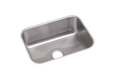 "Image for Elkay Stainless Steel 23-1/2"" x 18-1/4"" x 9"", Single Bowl Undermount Sink from ELKAY"