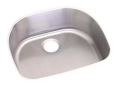"Image for Elkay Stainless Steel 23-1/2"" x 21-1/8"" x 9"", Single Bowl Undermount Sink from ELKAY"