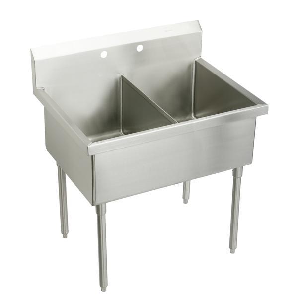Image for sturdibilt scullery sink from elkay