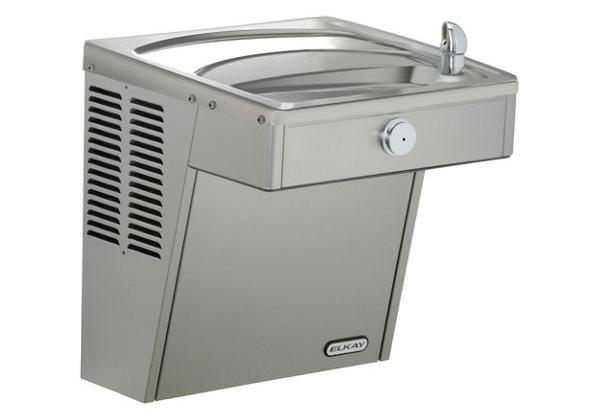 Image for Elkay Cooler Wall Mount ADA Vandal-Resistant Non-Filtered 8 GPH, Stainless 220V from Elkay Middle East
