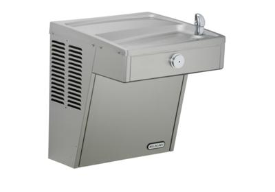 Image for Elkay Cooler Wall Mount ADA Vandal-Resistant Non-Filtered, Non-Refrigerated Stainless from ELKAY