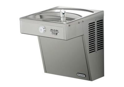 Image for Elkay Cooler Wall Mount GreenSpec ADA Vandal-Resistant Filtered, 8 GPH Stainless from ELKAY