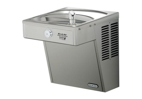 Image for Elkay Cooler Wall Mount GreenSpec ADA Vandal-Resistant, Non-Filtered 8 GPH Stainless from Elkay Latin America