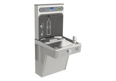 Image for Elkay EZH2O Bottle Filling Station, & Single High Efficiency Vandal-Resistant Cooler, Non-Filtered 8 GPH Stainless from ELKAY
