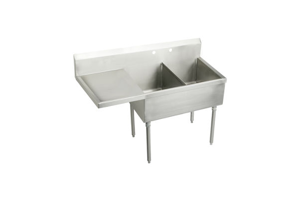 Weldbilt Scullery Sink