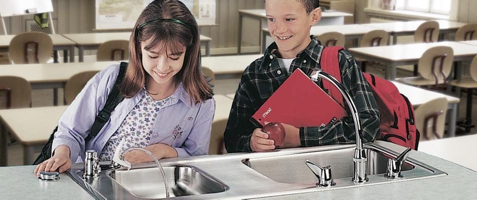 Faucets for Education Applications