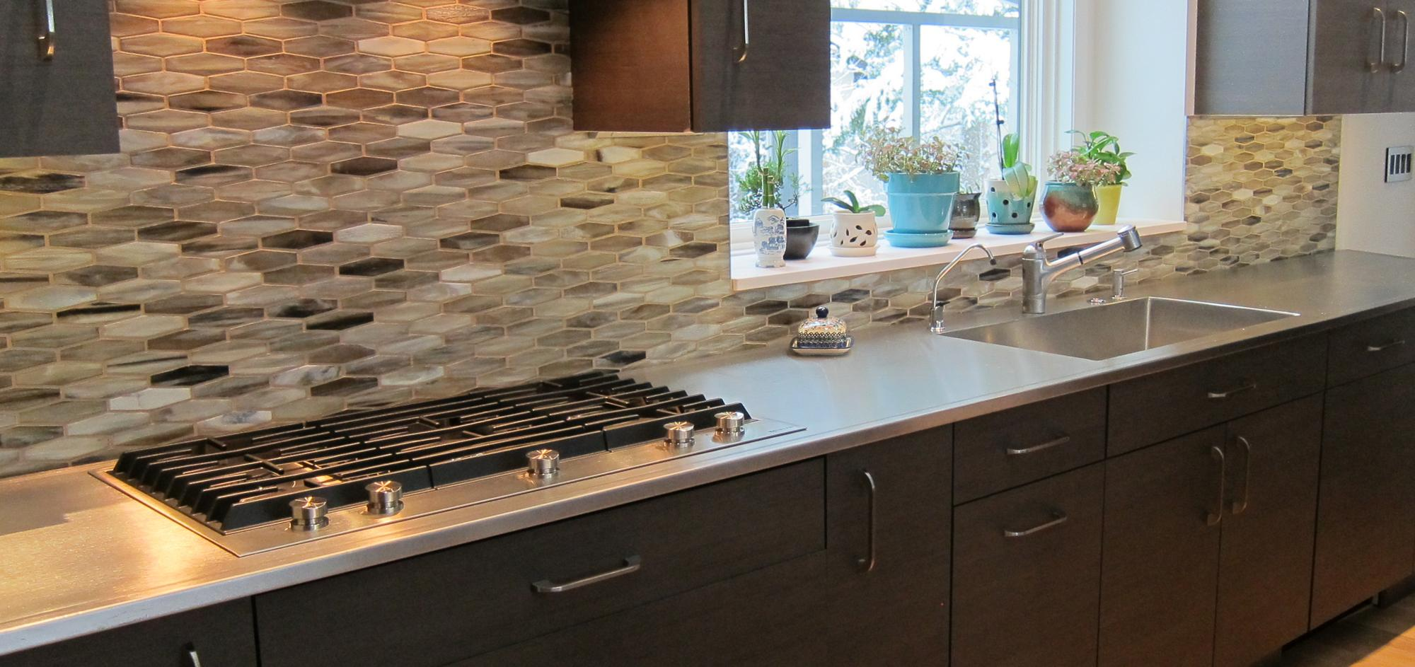 Custom Stainless Steel Kitchen Solutions | Elkay