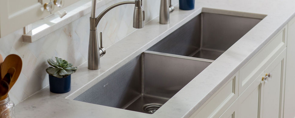 Elkay stainless steel copper fireclay and granite kitchen sinks custom sinks workwithnaturefo