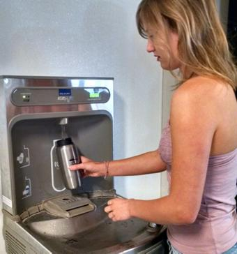 ezH2O bottle fillers - Prairie State Case Study