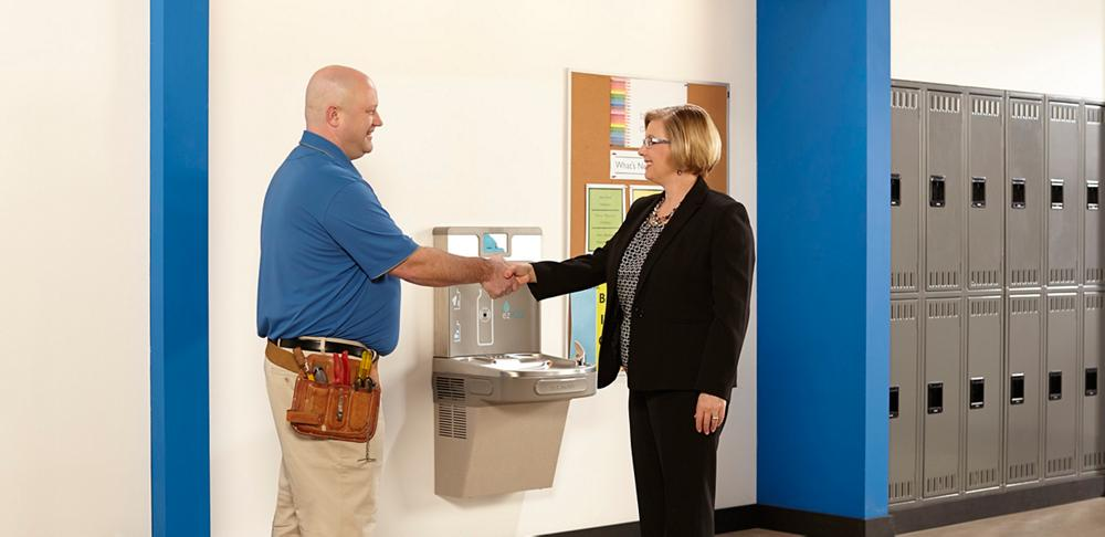 ezh2o bottle fillers