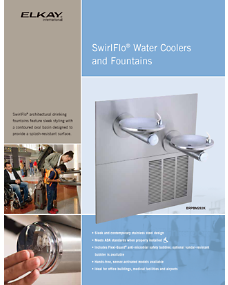 SwirlFlo Water Coolers and Fountains (F-4647)